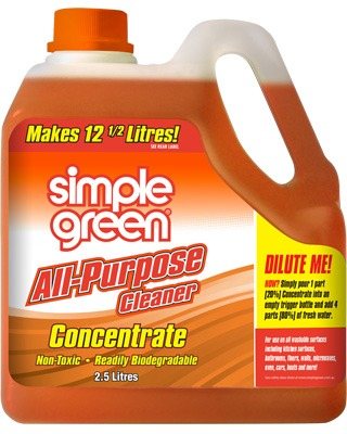 Simple Green® All-Purpose Cleaner - Orange Scent