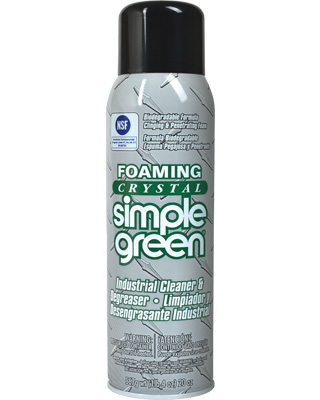 Foaming Crystal Simple Green® Industrial Cleaner & Degreaser