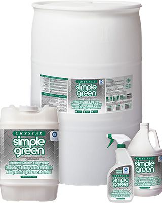 Crystal Simple Green® Industrial Cleaner &amp Degreaser