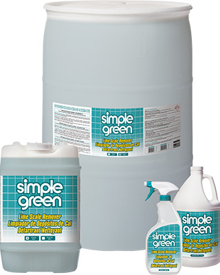 Simple Green® Lime Scale Remover