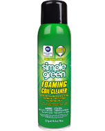 Simple Green® Foaming Coil Cleaner - Aerosol