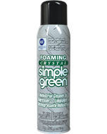Foaming Crystal Simple Green® Industrial Cleaner and Degreaser