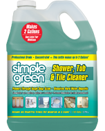 Simple Green® Professional Grade Shower, Tub & Tile Cleaner