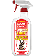 Simple Green® Advanced Dog Bio-Boost Stain & Odor Remover