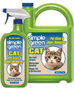 Simple Green® Cat Stain & Odor Remover