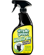 Simple Green® Wheelie Bin Cleaner & Deodoriser