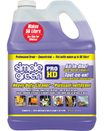 Simple Green® Pro HD Heavy-Duty Cleaner &amp Degreaser