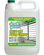 Simple Green® House & Siding Cleaner - Pressure Washer Concentrate