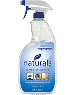 Simple Green® Naturals Glass & Surface Care