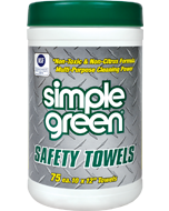 Simple Green® OSafety Towels