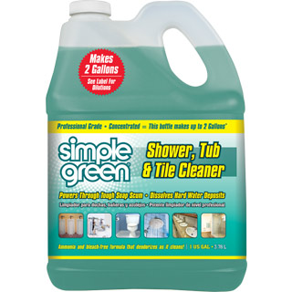 Simple Green Pro Grade Shower Tub Tile Cleaner