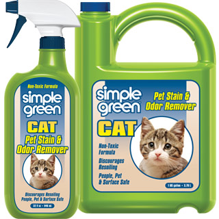 Simple Green Cat Stain Odor Remover Reviews